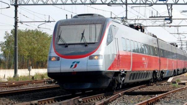 Persona investita da treno a Rovereto