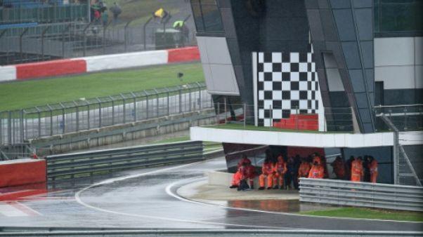 Moto: le Grand Prix de Grande-Bretagne annulé pour cause de... pluie