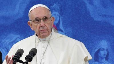 En Irlande, le pape François demande pardon aux victimes d'abus