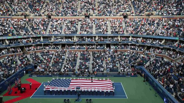 U.S. Open celebrates 50th birthday with $600 million facelift