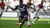 Ligue 1: Monaco battu 2-1 par Bordeaux, qui marque ses premiers points