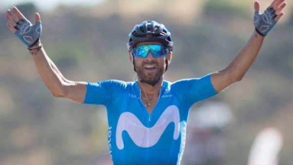 Tour d'Espagne: Valverde toujours vert, Kwiatkowski en rouge