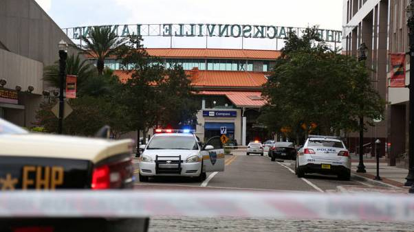 Gunman kills two at video game tournament in Florida