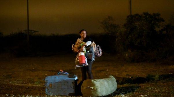 Pérou : le flux des migrants vénézuéliens se réduit