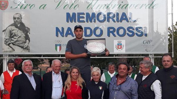 Tiro a volo: a Baldinotti Memorial Rossi