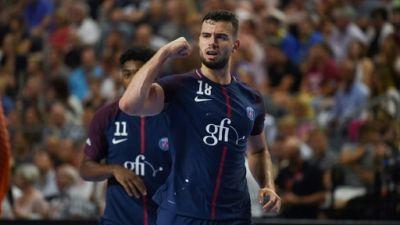 EuroTournoi de hand: victoire du Paris SG qui bat Montpellier 33-30