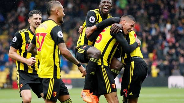 Watford the surprise package in Premier League