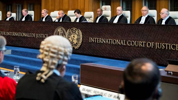 World Court hears Iran lawsuit to have U.S. sanctions lifted