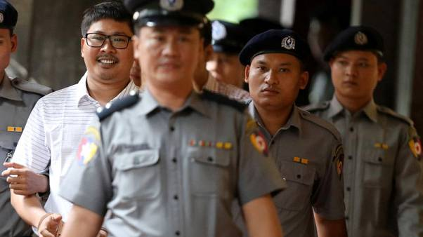 Verdict postponed in Myanmar's case against Reuters journalists