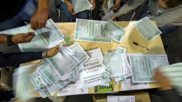Colombie: la consultation contre la corruption échoue de peu