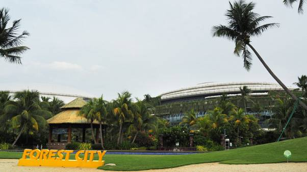 ماليزيا تقول إنها لن تسمح لأجانب بشراء وحدات سكنية في مشروع فورست سيتي