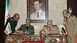 L'Iran signe un accord sur son rôle en Syrie pour l'après-guerre