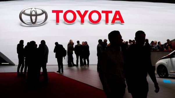 Toyota group firms to set up JV for self-driving technology