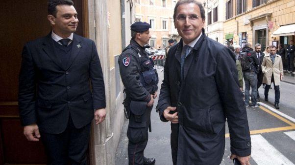 F.Boccia,da Salvini delegittima giudici