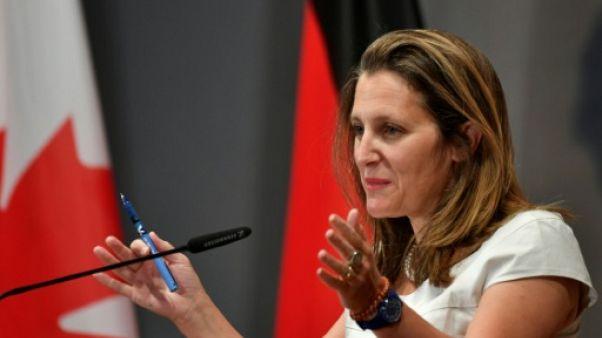 Droits de l'Homme: le Canada refuse de céder à la pression de Ryad