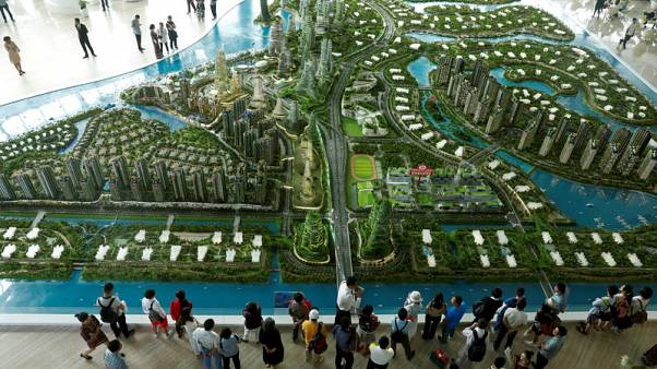 Malaysia says no to foreign homeowners in Forest City project