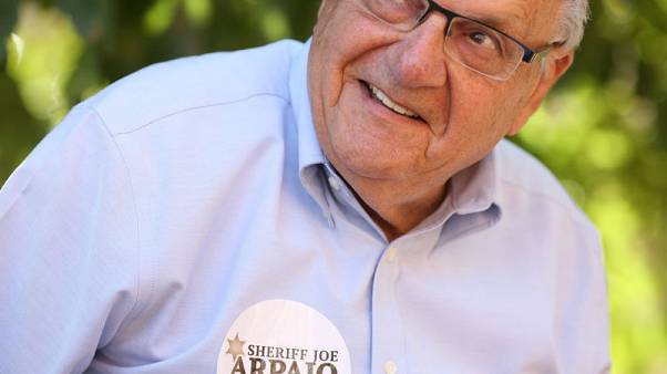 'America's Toughest Sheriff' Joe Arpaio struggles in U.S. Senate bid