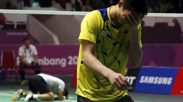 China draws blank in Asiad badminton singles as rivals improve