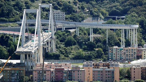 Italy's Atlantia publishes highway concession documents after Genoa bridge collapse