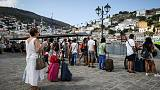 Blackout leaves popular Greek Hydra island without lights, water