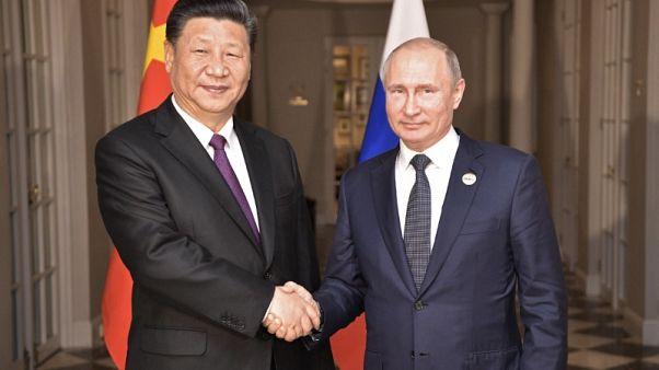 Putin, Xi to hold talks next month in Russia's Vladivostok - Kremlin