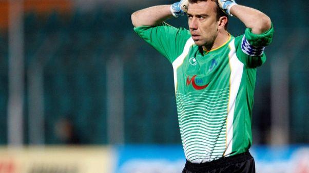 الحارس بيتكوف يصبح أكبر لاعب يشارك في مباراة بالدوري البلغاري