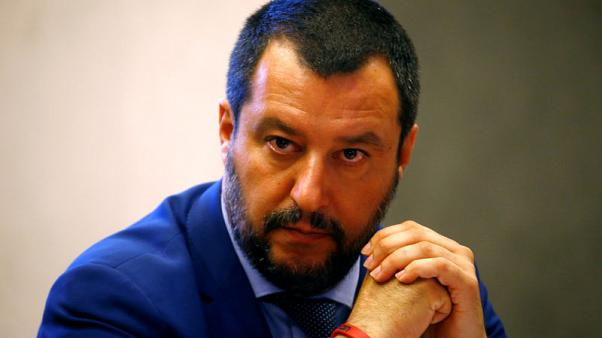 First the EU, now prosecutors - Italy's home minister thrives on friction