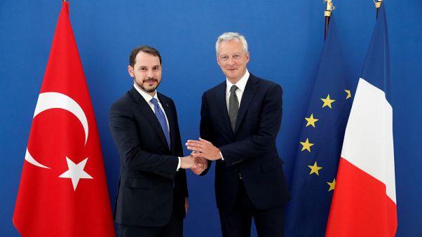 تركيا تقول إنها تريد نقل العلاقات مع الاتحاد الأوروبي إلى مرحلة جديدة