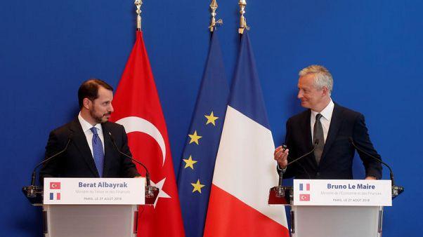 ألبيرق: العقوبات الأمريكية ضد تركيا قد تزعزع استقرار المنطقة