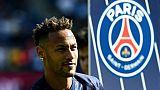 """Paris SG: Neymar assure qu'il sera """"à Paris"""" l'année prochaine"""