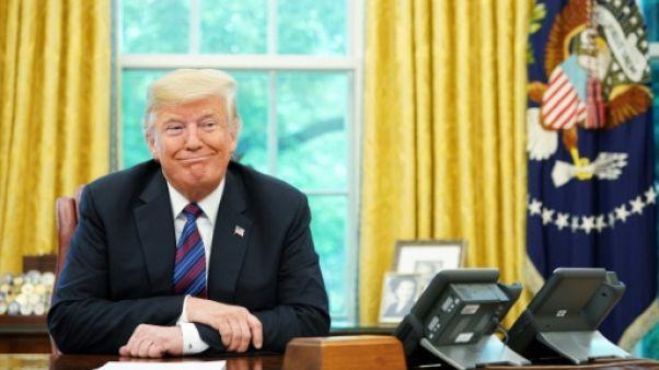 Commerce: Trump annonce un accord bilatéral avec le Mexique