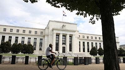Markets may be signalling rising recession risk - Fed study