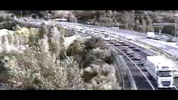 A14: uscita obbligatoria Ancona sud