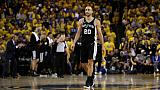 NBA: l'Argentin Manu Ginobili prend sa retraite