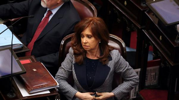 Argentine corruption scandal takes a toxic turn - Fernandez lawyer