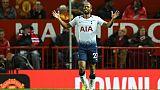 Angleterre: Tottenham et Lucas plongent Manchester United dans la crise
