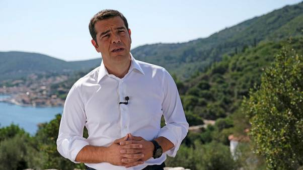 Greek PM says government needs 'new blood' before a 2019 election