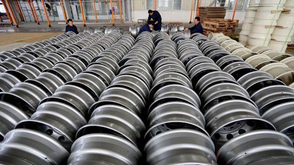U.S. says China's steel wheels subsidised, will impose duties on imports