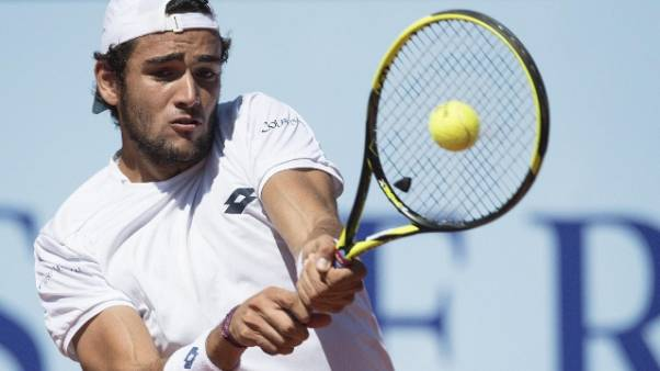 Us Open, Berrettini subito eliminato