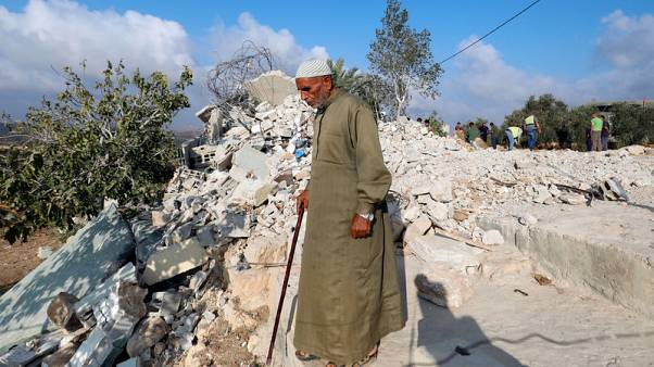 Israel demolishes family home of Palestinian attacker