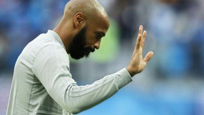 """Ligue 1: le président de Bordeaux confirme """"la fin des négociations"""" avec Henry (AFP)"""