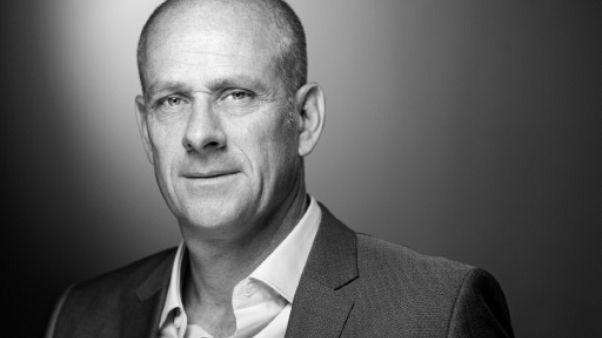 Le patron de Roland-Garros Guy Forget, le 17 mai 2018 à Paris
