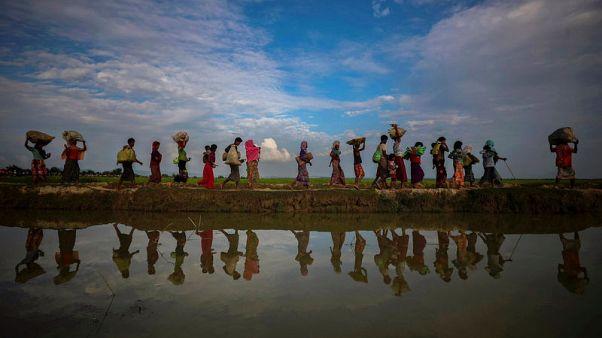 China says pressure unhelpful in resolving Rohingya issue