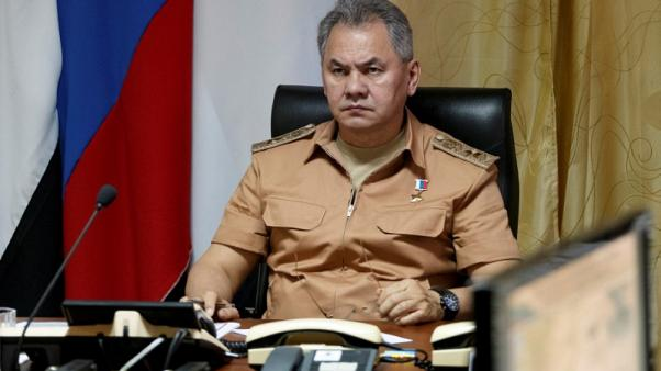 وكالة: وزير الدفاع الروسي يجري محادثات مع جماعات مسلحة بشأن سوريا
