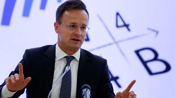 Hungary urges EU to disburse frozen aid to Moldova: foreign minister