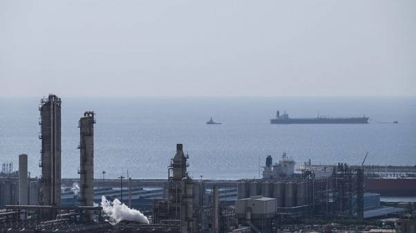 Iran oil exports set to drop in August ahead of U.S. sanctions - data