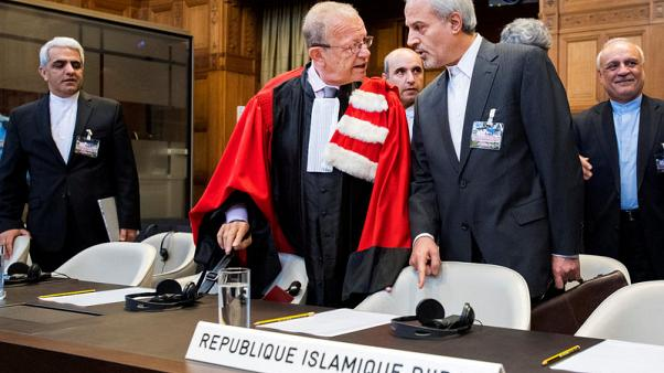 U.S.: Iran misusing World Court with suit aimed at lifting sanctions