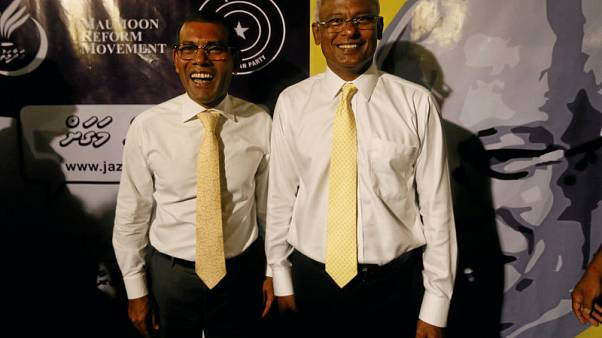 Maldives opposition warns against bid to sway Sept election