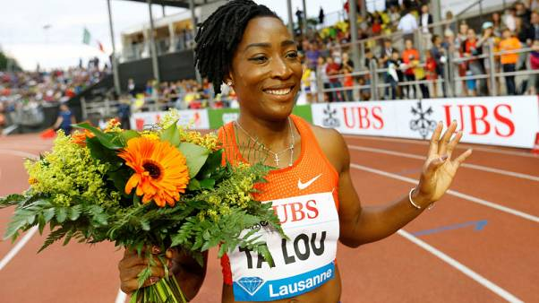 Ta Lou ready to end Jamaican and U.S. sprint supremacy