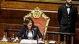 Senato: Casellati, sì a tagli costi